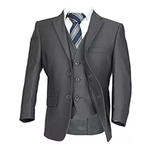 5 Piece Suit In Grey - BUY OR HIRE from just £10.99
